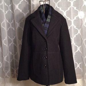 Pendleton Boiled Wool Blazer